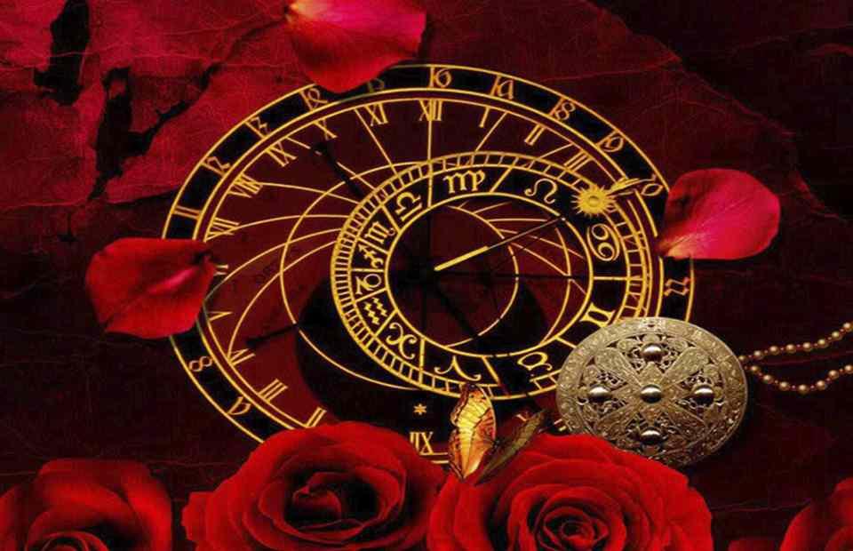 Interactive love tarot reading